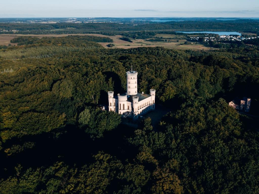 Jagdschloss auf Rügen