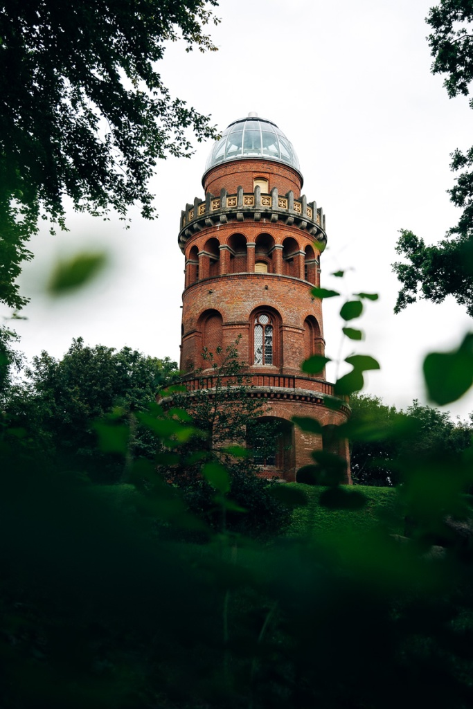 Turm auf Rügen