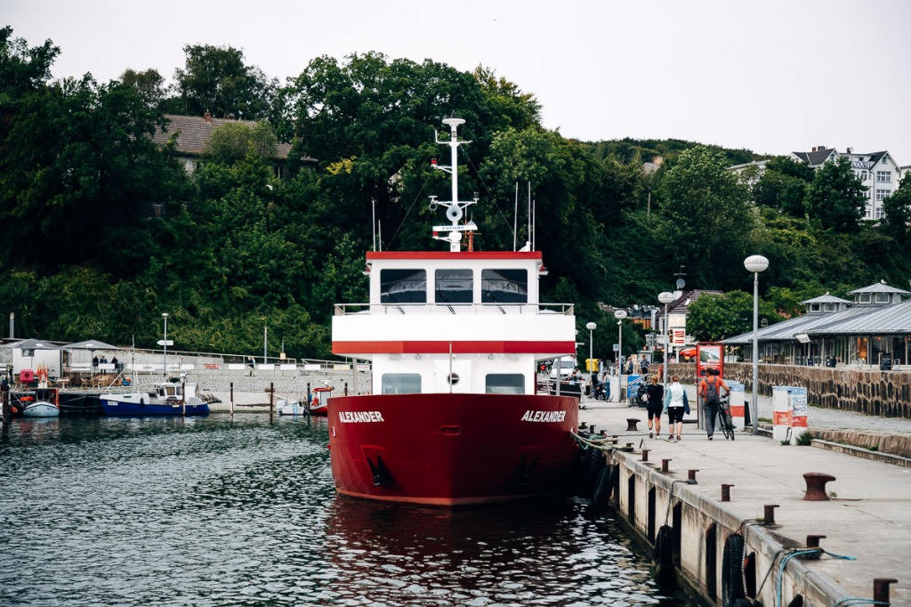 Hafen auf Rügen